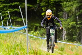 Photo of Kera LINN at Tamarack Bike Park, ID