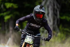 Photo of Camila NOGUEIRA at Tamarack Bike Park