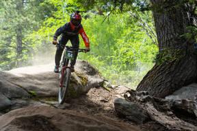 Photo of Collin HUDSON at Tamarack Bike Park