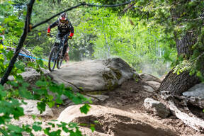 Photo of Justin MALISKA at Tamarack Bike Park, ID