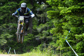 Photo of Chris OBERNDORFER at Tamarack Bike Park, ID
