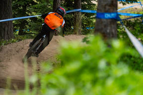 Photo of Brian ROSS (u19) at Tamarack Bike Park, ID