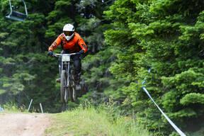 Photo of Justin KRAFT at Tamarack Bike Park, ID