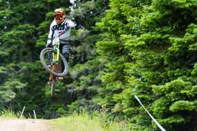 Photo of Ronnie MELER at Tamarack Bike Park
