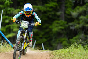 Photo of Mica ERICKSON at Tamarack Bike Park, ID