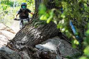 Photo of Casey LARUE at Tamarack Bike Park