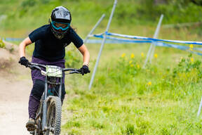 Photo of Ashley HERNANDEZ at Tamarack Bike Park