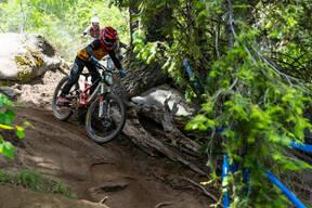 Photo of Liam KASTRIN at Tamarack Bike Park