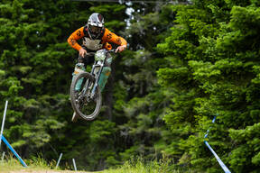 Photo of Hap RENNA at Tamarack Bike Park, ID