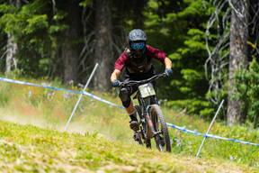 Photo of Kasper DEAN at Tamarack Bike Park