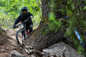 Photo of Kerry PRAY at Tamarack Bike Park