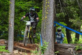 Photo of Lloyd DIXON at Tamarack Bike Park, ID