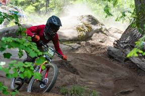 Photo of Logan DOWELL at Tamarack Bike Park