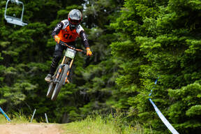 Photo of Brian ROSS (u18) at Tamarack Bike Park, ID