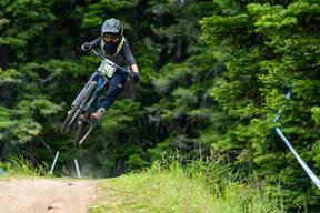 Photo of Nicholas CRIMMINS at Tamarack Bike Park