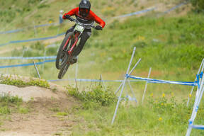 Photo of Tyler MAPLES at Tamarack Bike Park, ID
