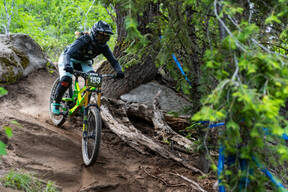 Photo of Zoë WOOD at Tamarack Bike Park