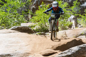 Photo of Charlie CONNELL at Tamarack Bike Park