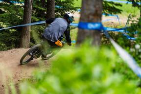 Photo of Steve JOHNSON at Tamarack Bike Park