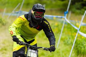 Photo of Nic MCMILLAN at Tamarack Bike Park, ID