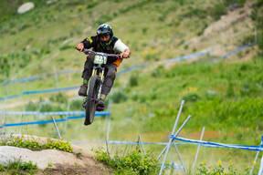Photo of Jordan KINNISON at Tamarack Bike Park, ID