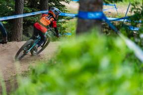 Photo of Cooper STEARNS at Tamarack Bike Park