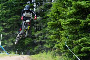Photo of Christian TOOLE at Tamarack Bike Park