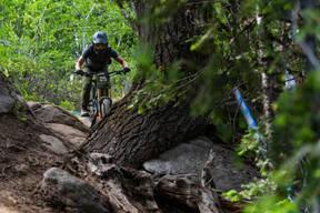 Photo of Bonnie BURKE at Tamarack Bike Park
