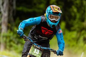 Photo of Mazie HAYDEN at Tamarack Bike Park