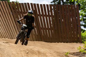 Photo of Zoe STEELE at Tamarack Bike Park