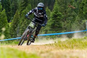Photo of Kasper DEAN at Tamarack Bike Park, ID