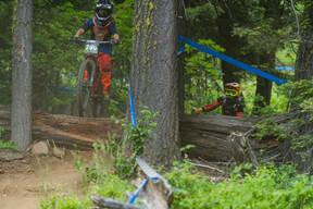 Photo of Bryce DUNN at Tamarack Bike Park, ID