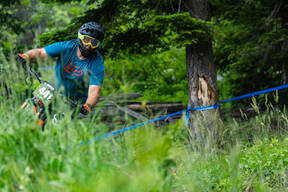 Photo of Jeff CARTWRIGHT at Tamarack Bike Park