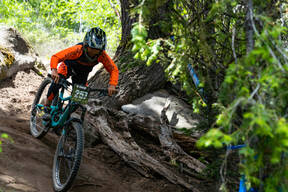 Photo of Christian MEDEIROS at Tamarack Bike Park, ID