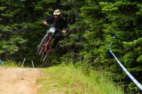 Photo of Ben TRADER at Tamarack Bike Park
