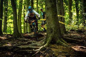 Photo of Seamus POWELL at Blue Mtn