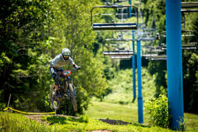 Photo of Sam NELSON at Blue Mtn