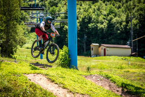 Photo of Andrew STEELE at Blue Mtn