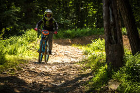 Photo of Brad TAGGART at Blue Mtn