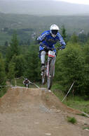 Photo of Brian MIDDLETON at Fort William