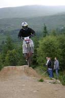Photo of Kenny BAIN at Fort William