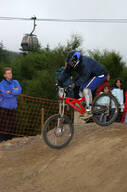 Photo of Phil HULSE at Fort William