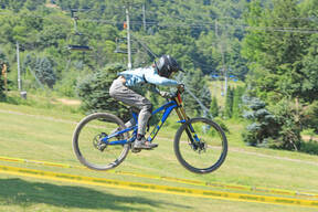 Photo of Evan TIGHE at Blue Mtn