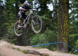 Photo of Cohen BUNDY at Tamarack Bike Park