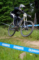 Photo of Mikal HANNA at Tamarack Bike Park