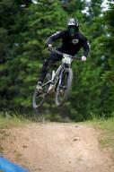 Photo of Ben JOHANSEN at Tamarack Bike Park, ID
