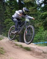 Photo of Carter RUSSELL at Tamarack Bike Park, ID