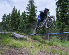 Photo of Jack HILL at Tamarack Bike Park, ID