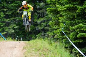 Photo of Cash CORDEIRO at Tamarack Bike Park