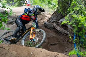 Photo of Mason DE KEYREL at Tamarack Bike Park, ID